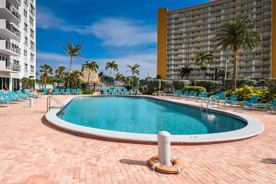 Pompano Beach Condo For Sale: 405 Ocean Boulevard #1122