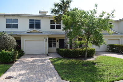 Fort Pierce Townhouse Contingent: 2705 Creekside Drive