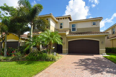 Boynton Beach Single Family Home For Sale: 8537 Serena Creek Avenue