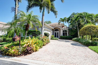 Delray Beach Single Family Home For Sale: 7904 Villa D Este Way