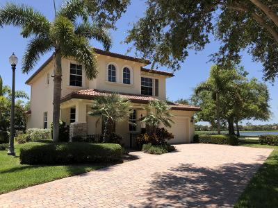 Palm Beach Gardens Single Family Home Contingent: 700 Duchess Court