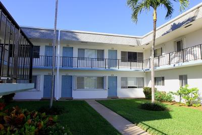 Lake Worth Condo For Sale: 3402 Cynthia Lane #214