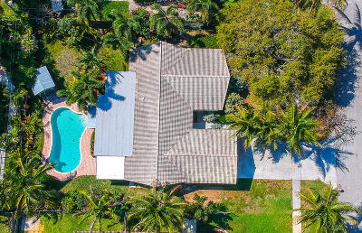 North Palm Beach Single Family Home For Sale: 1874 Crafton Road