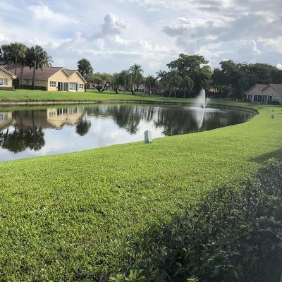 Boca Raton Single Family Home For Sale: 11153 Rios Road S