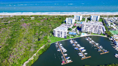 Hutchinson Island Condo For Sale: 5151 Highway A1a #511