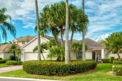 Palm Beach Gardens Single Family Home For Sale: 718 Pinehurst Way