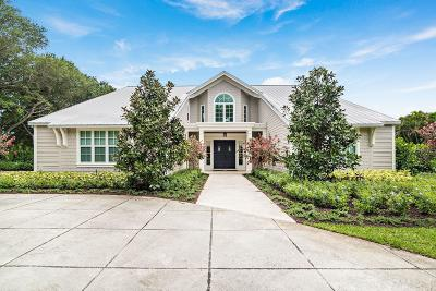 Palm Beach Gardens Single Family Home For Sale: 5489 Sea Biscuit Road