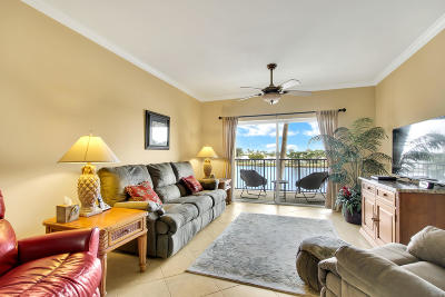 Boynton Beach Condo For Sale: 4206 Tuscany Way #4206