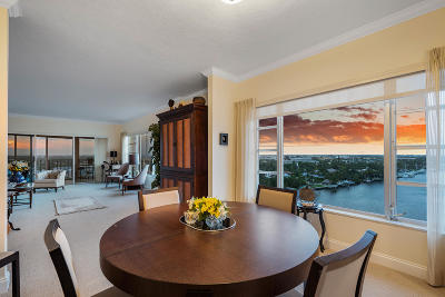 Delray Beach Condo For Sale: 400 Seasage Drive #1102