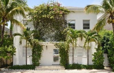Palm Beach FL Single Family Home For Sale: $3,988,888