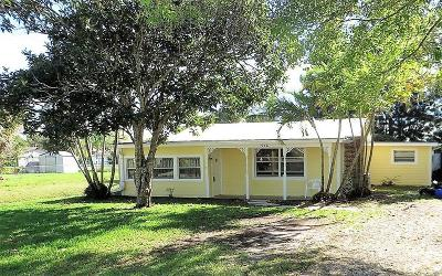 Palm City Single Family Home For Sale: 976 SW 34th Terrace