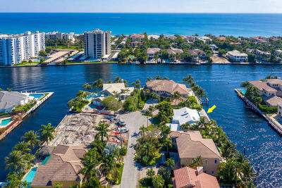 Delray Beach Single Family Home For Sale: 972 Dogwood Drive