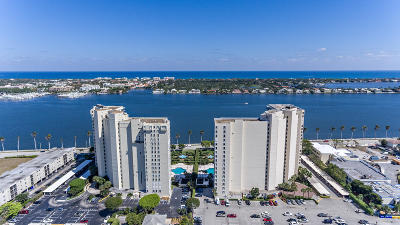 West Palm Beach Condo For Sale: 1801 S Flagler Drive #1608
