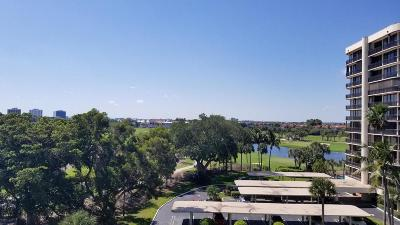 West Palm Beach Condo For Sale: 2425 Presidential Way #606