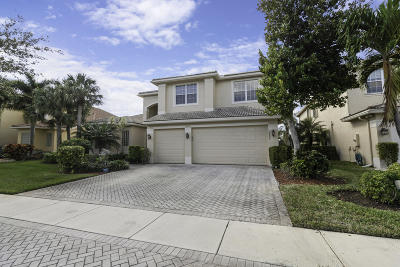Lake Worth Single Family Home For Sale: 7807 Marquis Ridge Lane