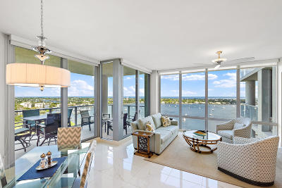 North Palm Beach Condo For Sale: 1 Water Club Way #1602-N