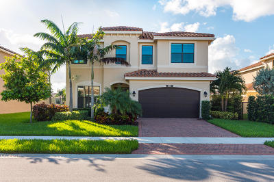 Delray Beach Single Family Home For Sale: 13671 Imperial Topaz Trail
