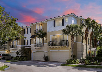 Boca Raton Townhouse For Sale: 671 NW 38th Circle