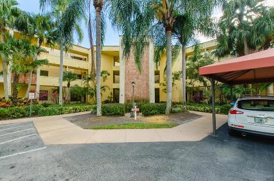Boca Raton Condo For Sale: 7508 La Paz Boulevard #208