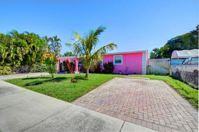 Delray Beach Single Family Home For Sale: 917 SW 11th Avenue