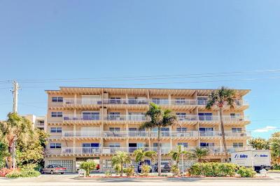 Palm Beach Condo For Sale: 4500 S Ocean Boulevard #408