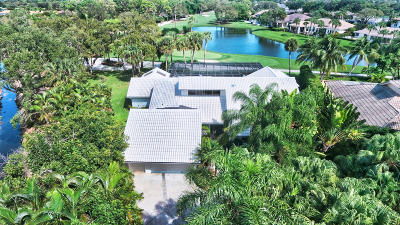 Delray Beach Single Family Home For Sale: 4655 Cherry Laurel Lane