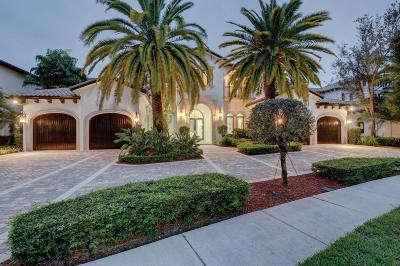 Boca Raton Single Family Home For Sale: 17606 Grand Este Way