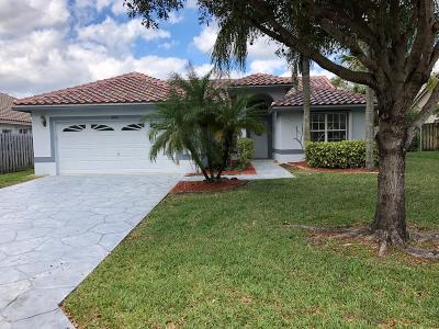Coconut Creek Single Family Home For Sale: 4745 NW 76th Street