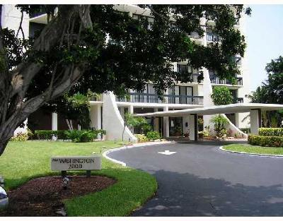 West Palm Beach Rental For Rent: 2000 Presidential Way #2006
