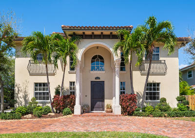 Boca Raton Single Family Home For Sale: 1591 SW 21st Lane