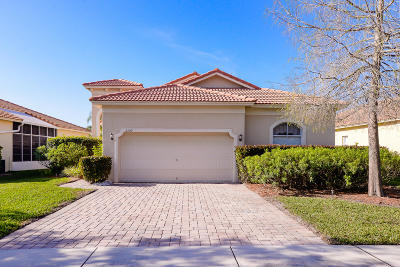 Fort Pierce Single Family Home For Sale: 5729 Sterling Lake Drive