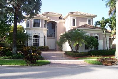 Delray Beach Single Family Home For Sale: 16372 Braeburn Ridge Trail