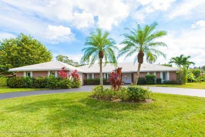 Atlantis Single Family Home For Sale: 316 Fairway Court