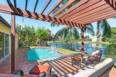 Boynton Beach Single Family Home For Sale: 6327 Terra Rosa Circle