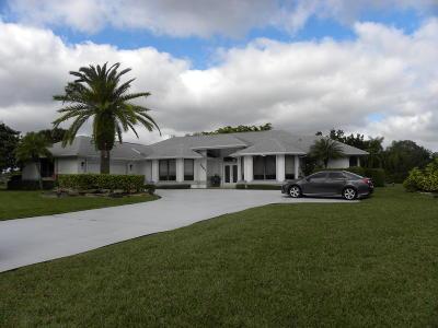 Port Saint Lucie Single Family Home For Sale: 1901 SE Bolton Avenue