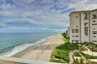 Boca Raton Condo Sold: 500 S Ocean Boulevard #904