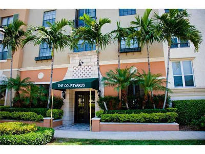 Condo For Sale: 720 S Sapodilla Avenue #308