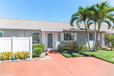 Boca Raton Single Family Home For Sale: 18820 Argosy Drive #B