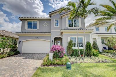 Delray Beach Single Family Home For Sale: 15367 Seaglass Terrace Lane