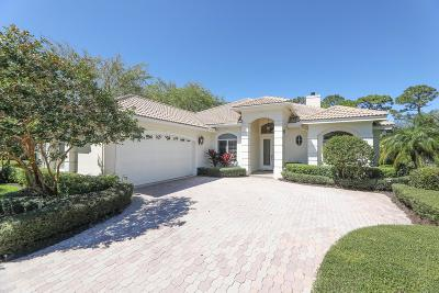 Port Saint Lucie Single Family Home For Sale: 8117 Alister Place