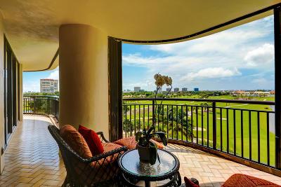 West Palm Beach Condo Sold: 2427 Presidential Way #703