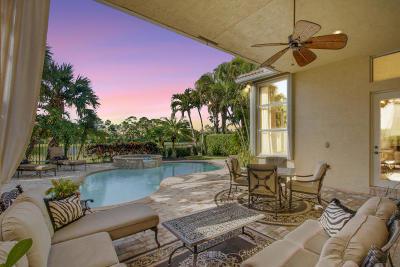 Palm Beach Gardens Single Family Home For Sale: 260 Porto Vecchio Way