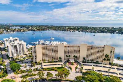 North Palm Beach Condo Contingent: 132 Lakeshore Drive #320
