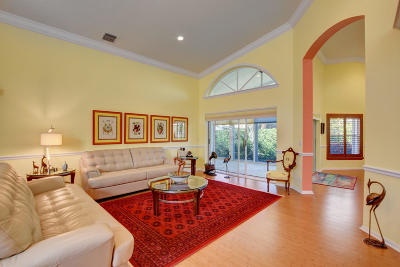 Boynton Beach Single Family Home For Sale: 7309 Falls Road East