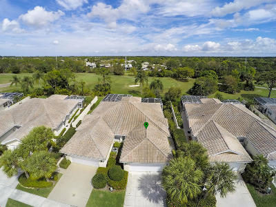 Hobe Sound Single Family Home For Sale: 7839 SE Spicewood Circle