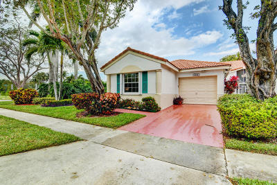 Floral Lakes, Floral Lakes 1, Floral Lakes Ph 3 And 4 Single Family Home For Sale: 6219 Floral Lakes Dr.