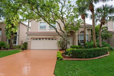 Coral Springs Single Family Home Contingent: 10634 NW 48th Street