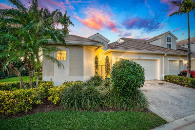Juno Beach Townhouse Contingent: 426 Coral Cove Drive