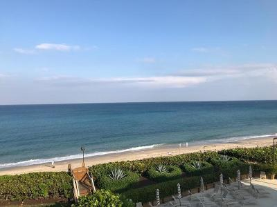 Palm Beach Condo For Sale: 3200 S Ocean Boulevard #B403