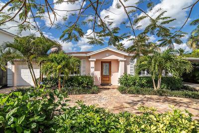 West Palm Beach Single Family Home For Sale: 241 Summa Street